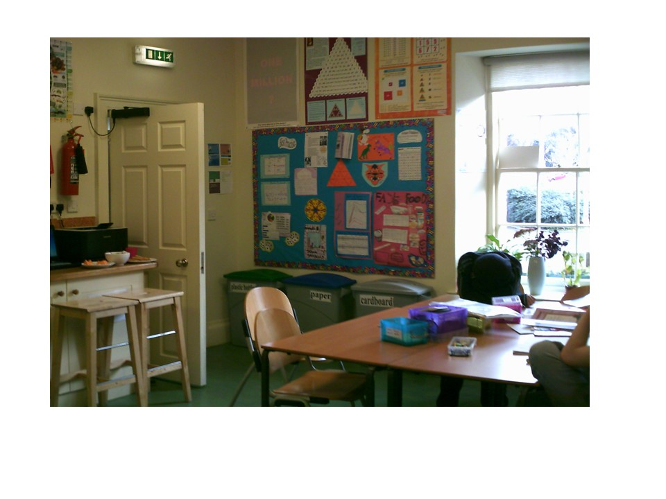 The Maths and Science Classroom