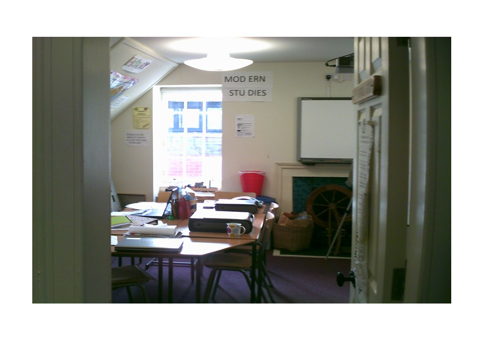 History and Modern Studies Area