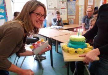 Celebrating a Special Birthday